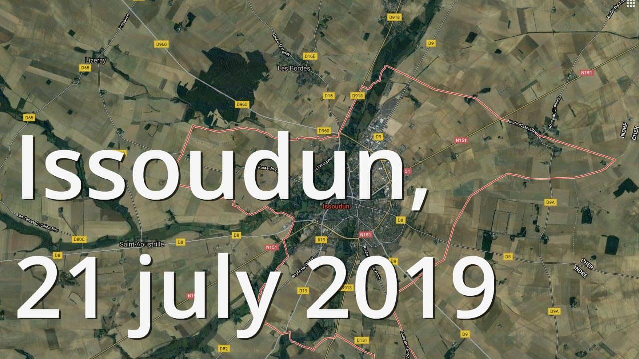 Thumbnail Issoudun 2019
