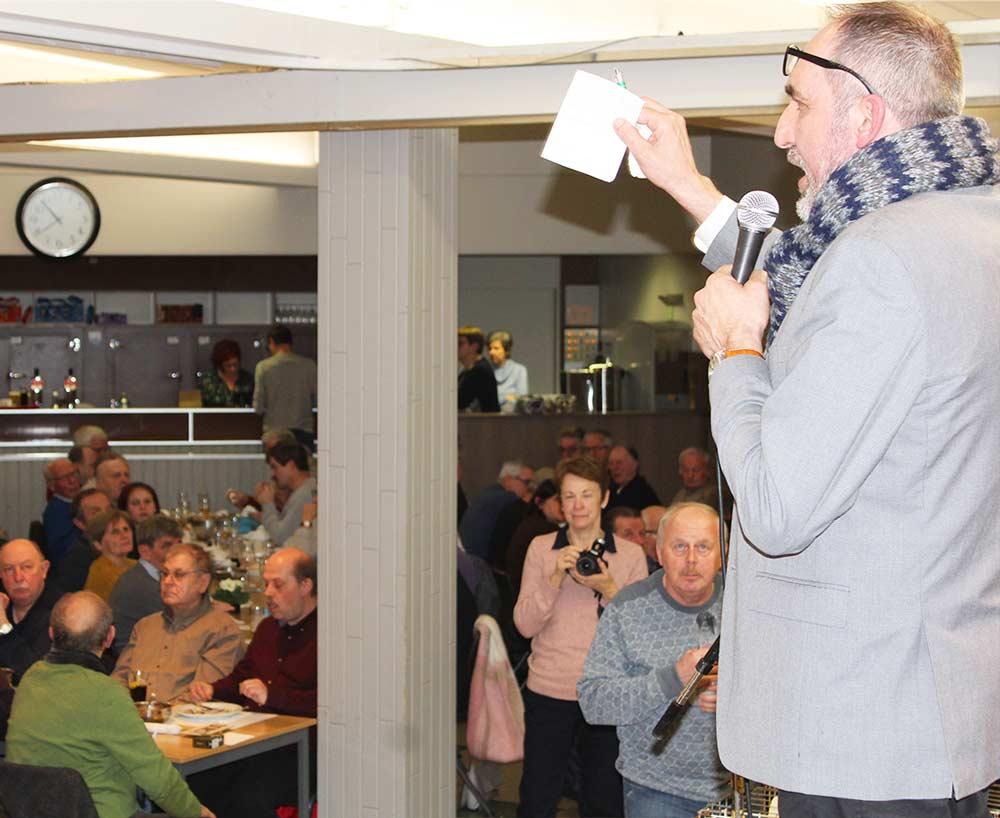 Woord Nationale Voorzitter Pascal Bondengien Berlaarse Hafo Vriendinkring 2020